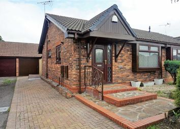 Thumbnail 2 bed semi-detached bungalow for sale in Heol Pentrebach, Swansea