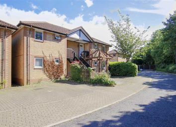 Thumbnail 1 bedroom terraced house for sale in Wheatcroft Close, Beanhill, Milton Keynes, Bucks