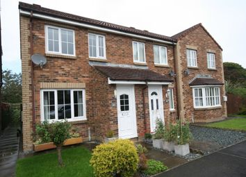 Thumbnail 2 bed semi-detached house to rent in 44 Church Meadows, Great Broughton, Cockermouth, Cumbria