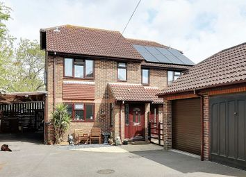 Thumbnail 3 bed semi-detached house for sale in Station Road, West Town, Hayling Island
