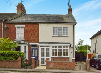 Thumbnail 3 bed end terrace house for sale in Theydon Avenue, Woburn Sands, Milton Keynes