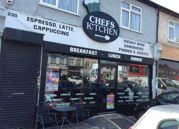 Thumbnail Restaurant/cafe for sale in Blackfen Parade, Blackfen Road, Blackfen, Sidcup