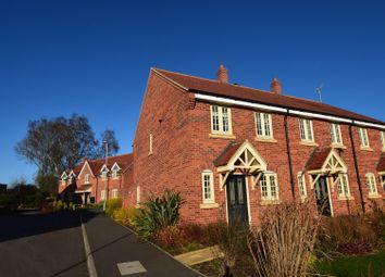 Thumbnail 2 bed town house for sale in Becketts Field, Southwell