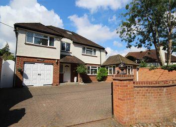 Thumbnail 4 bed detached house for sale in Blakes Lane, Hare Hatch