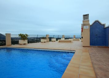 Thumbnail 3 bed apartment for sale in Benitachell, Valencia