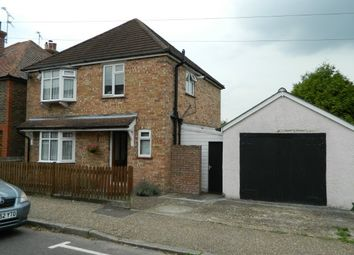 Thumbnail 3 bed property to rent in Purton Road, Horsham