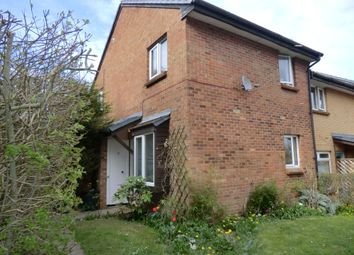 Thumbnail 1 bed semi-detached house to rent in Harness Way, St Albans