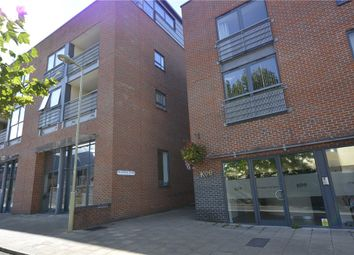 Thumbnail 2 bed flat for sale in Belgarum Place, Staple Gardens, Winchester