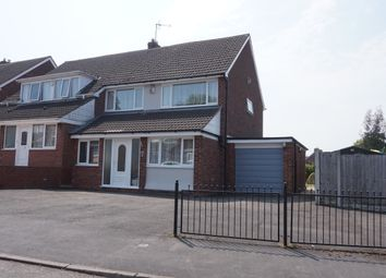 Thumbnail 3 bed semi-detached house for sale in Greenway, Polesworth, Tamworth