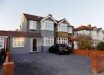 Thumbnail 4 bed semi-detached house for sale in Willow Road, Enfield, Middlesex