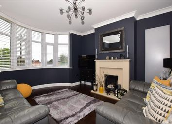 Thumbnail 3 bedroom end terrace house for sale in Rochester Road, Gravesend, Kent
