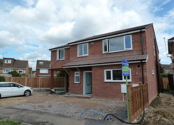 Thumbnail 4 bed detached house for sale in Cotswold Gardens, Longlevens, Gloucester