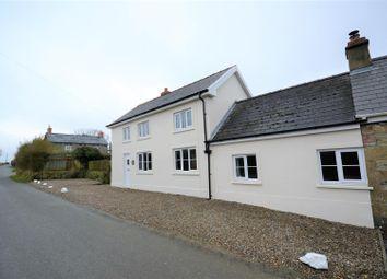 Thumbnail 3 bed semi-detached house for sale in Llangolman, Clynderwen
