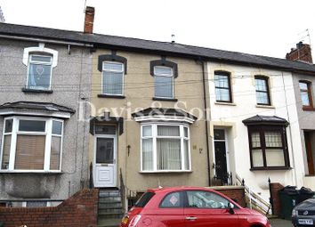 Thumbnail 3 bedroom terraced house for sale in Church Road, Newport, Gwent.