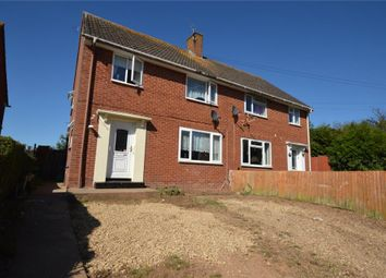 Thumbnail 3 bed semi-detached house for sale in Nelson Drive, Exmouth, Devon