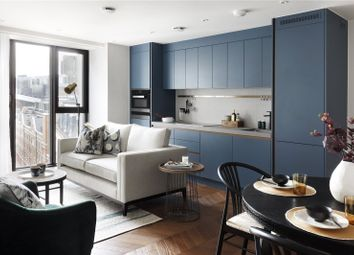 Thumbnail 1 bed flat for sale in Hexagon Apartments, Parker Street, London