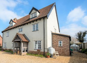 Thumbnail 6 bed detached house for sale in Banham Road, Kenninghall, Norwich
