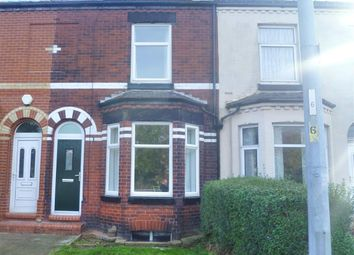 Thumbnail 3 bed terraced house to rent in Canal Bank, Eccles, Manchester