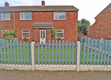Thumbnail 2 bed end terrace house for sale in Coronation Crescent, Epworth, Doncaster