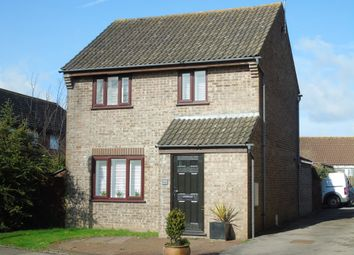 Thumbnail 3 bed detached house for sale in Cosmeston Drive, Penarth