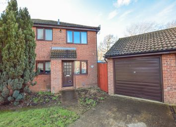 Thumbnail 1 bed end terrace house for sale in Weston Way, Newmarket