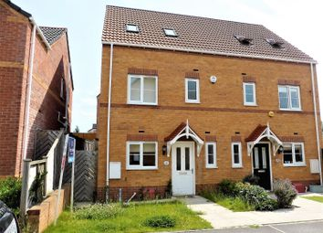 Thumbnail 4 bed semi-detached house for sale in Shafton Gate, Goldthorpe, Rotherham