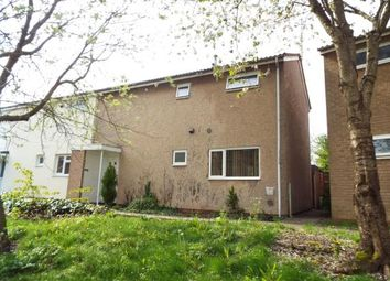 Thumbnail 3 bedroom end terrace house for sale in Felton Close, Redditch, Worcestershire