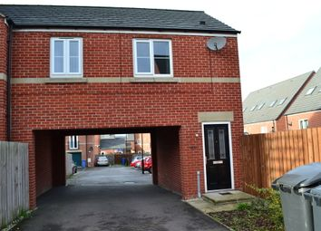 Thumbnail 2 bed barn conversion to rent in Pollitt Close, Sheffield