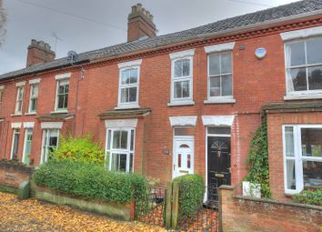 Thumbnail 3 bed terraced house for sale in Beatrice Road, Norwich