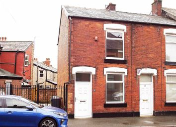Thumbnail 2 bed end terrace house for sale in Curzon Road, Ashton-Under-Lyne