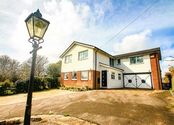Thumbnail 3 bed detached house for sale in The Green, Catsfield, East Sussex