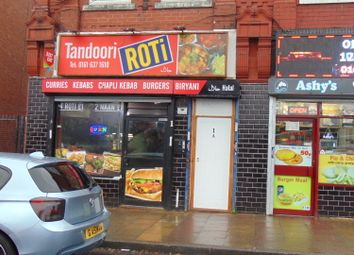 Thumbnail Restaurant/cafe for sale in Halliwell Lane, Cheetham Hill