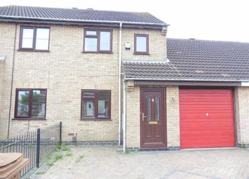 Thumbnail 3 bed town house to rent in Woodbank, Burbage, Hinckley