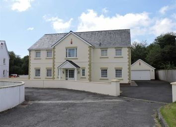 Thumbnail 5 bed detached house for sale in Gorswen, Carmarthen Road, Cross Hands