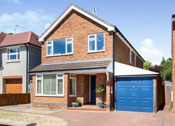 Thumbnail 3 bed detached house for sale in Knoll Street, Market Harborough