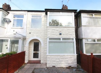 Thumbnail 3 bed terraced house for sale in Chamberlain Road, Hull