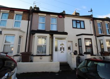 Thumbnail 2 bed terraced house for sale in May Road, Gillingham, Kent.