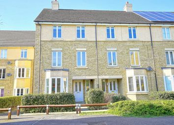 Thumbnail 3 bedroom end terrace house for sale in North Lodge Drive, Papworth Everard, Cambridge