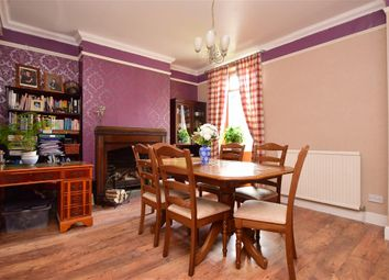Thumbnail 4 bed terraced house for sale in Albany Road, Sittingbourne, Kent