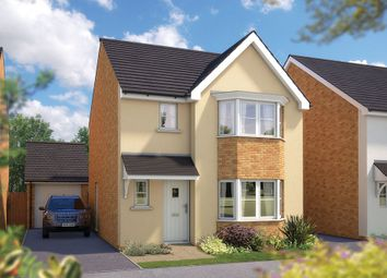 """Thumbnail 3 bedroom detached house for sale in """"The Epsom"""" at Stratton Road, Bude"""