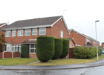 Thumbnail 3 bed semi-detached house for sale in Jay Road, Kingswinford