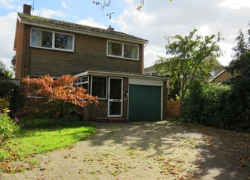 Thumbnail 3 bed detached house for sale in Grange Gardens, Wellesbourne, Warwick