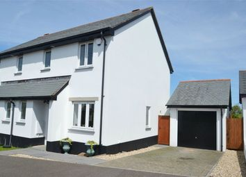 Thumbnail 3 bed semi-detached house to rent in Fountain Fields, High Bickington, Umberleigh