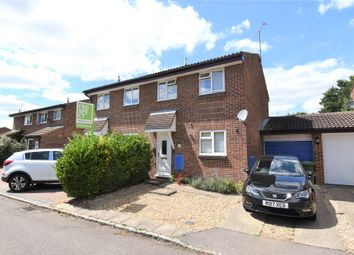 Crake Place, College Town, Sandhurst, Berkshire GU47. 3 bed semi-detached house
