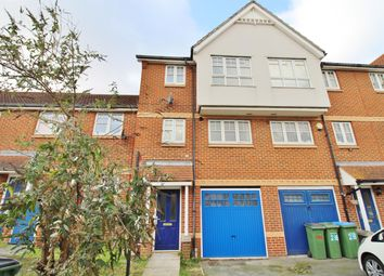 4 bed terraced house for sale in Greenhaven Drive, Thamesmead, London SE28