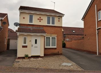 Thumbnail 3 bed detached house for sale in Hazelnut Grove, York