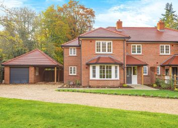 Thumbnail 4 bed semi-detached house for sale in Fair Mile, Henley-On-Thames