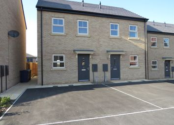 Thumbnail 2 bedroom semi-detached house for sale in Malton Way, Adwick-Le-Street, Doncaster