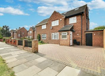 Thumbnail 4 bedroom semi-detached house for sale in Melrose Close, Greenford