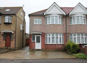 Thumbnail 3 bed semi-detached house to rent in Formby Avenue, Stanmore